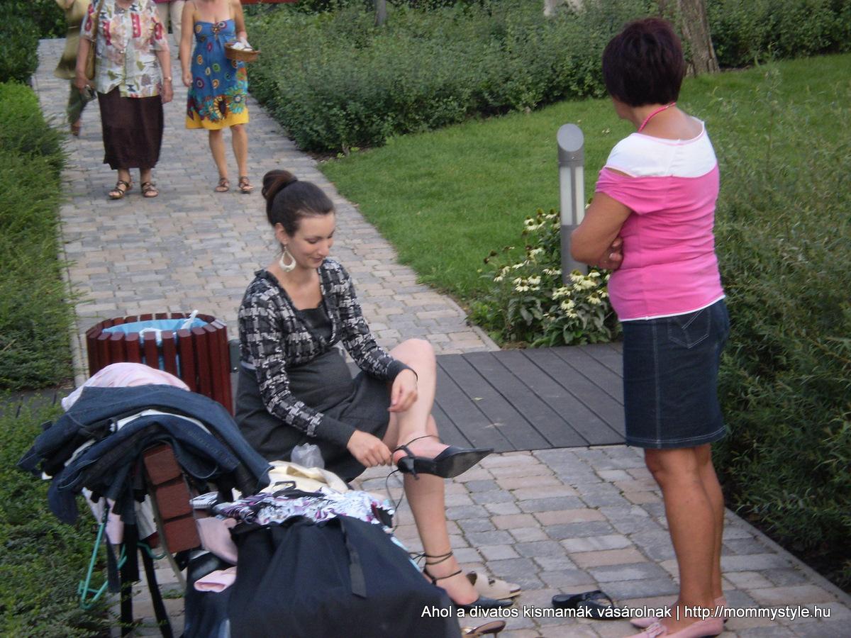 Mommy Style kismamaruha készítés fotózás