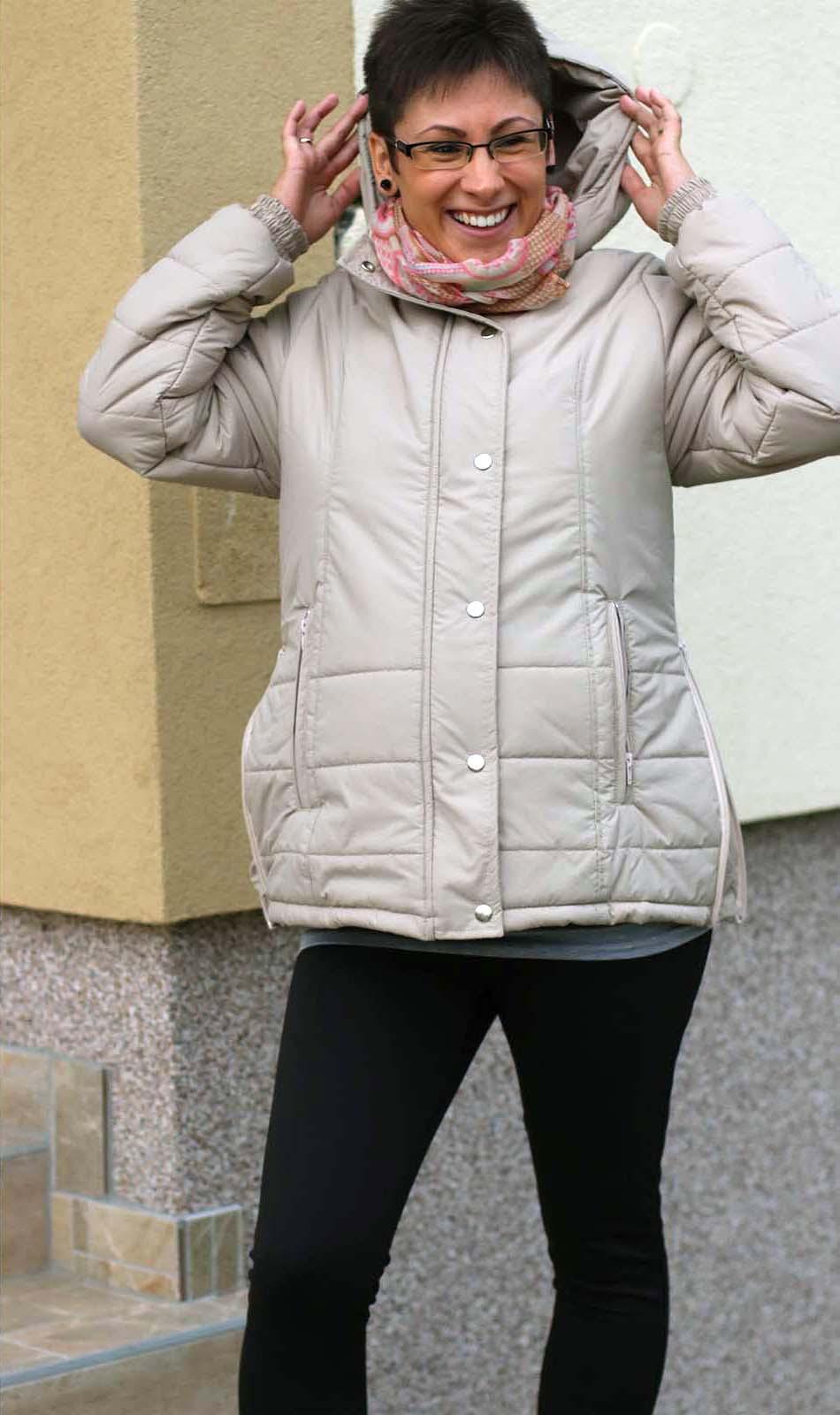 Mommy Style oldalán bővÍthető kismama dzseki