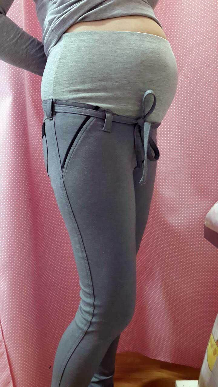 Mommy Style kismama vastag leggings