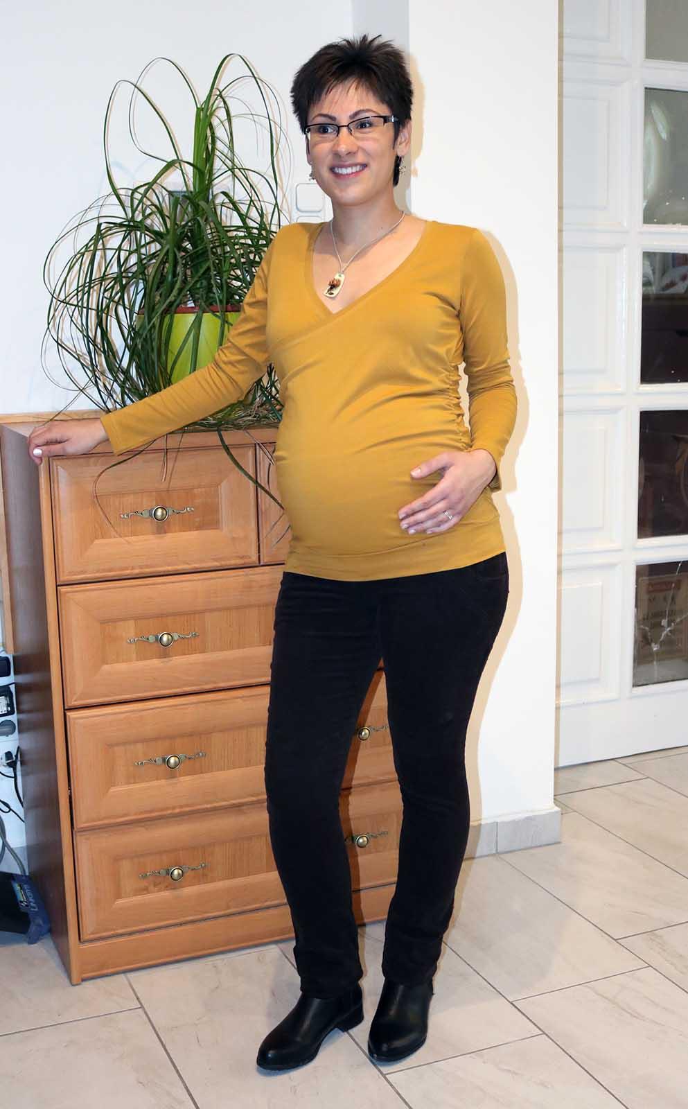 Mommy Style szoptatós felső