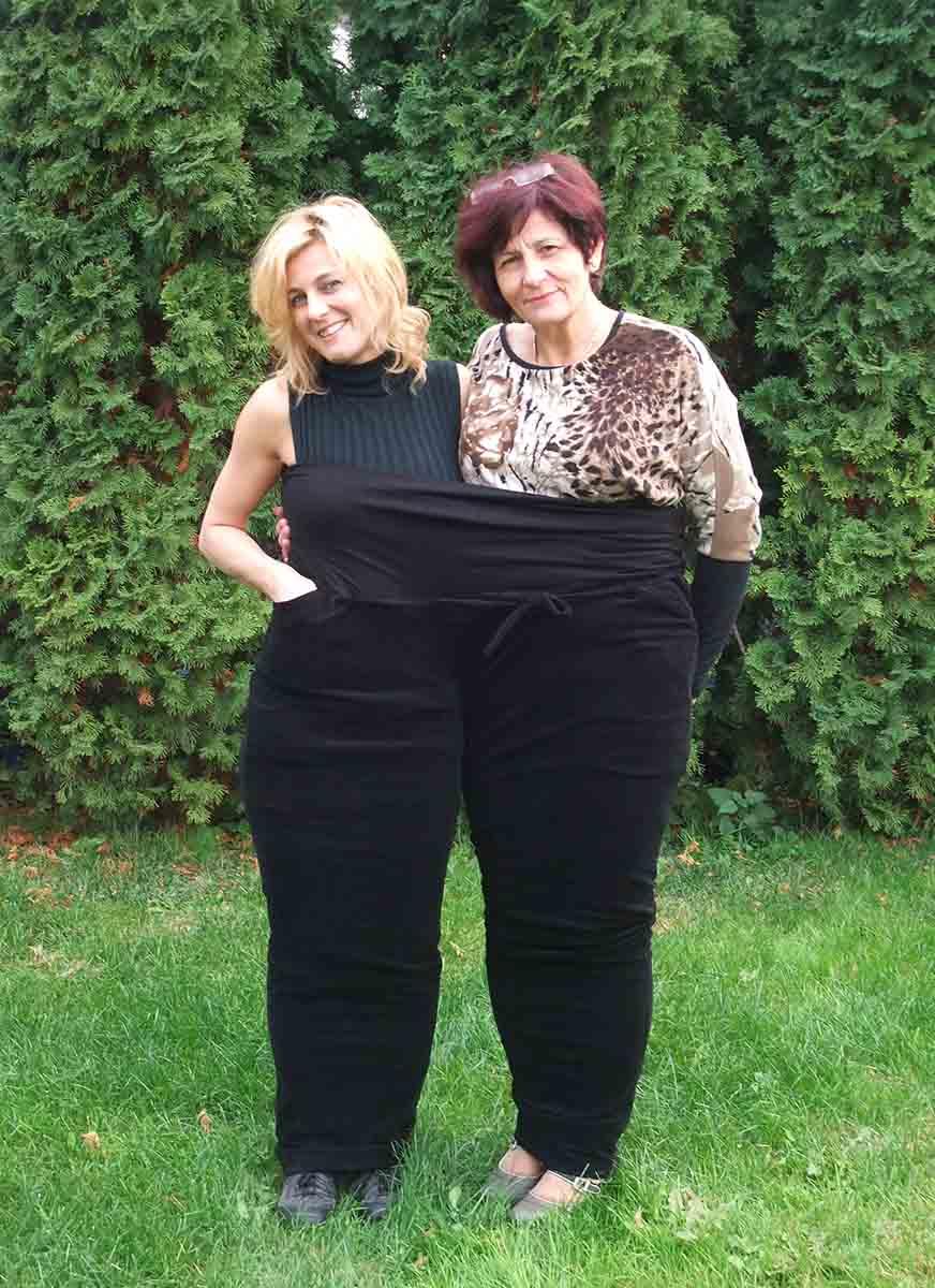 A ismamaruha készítő extra nadrágja