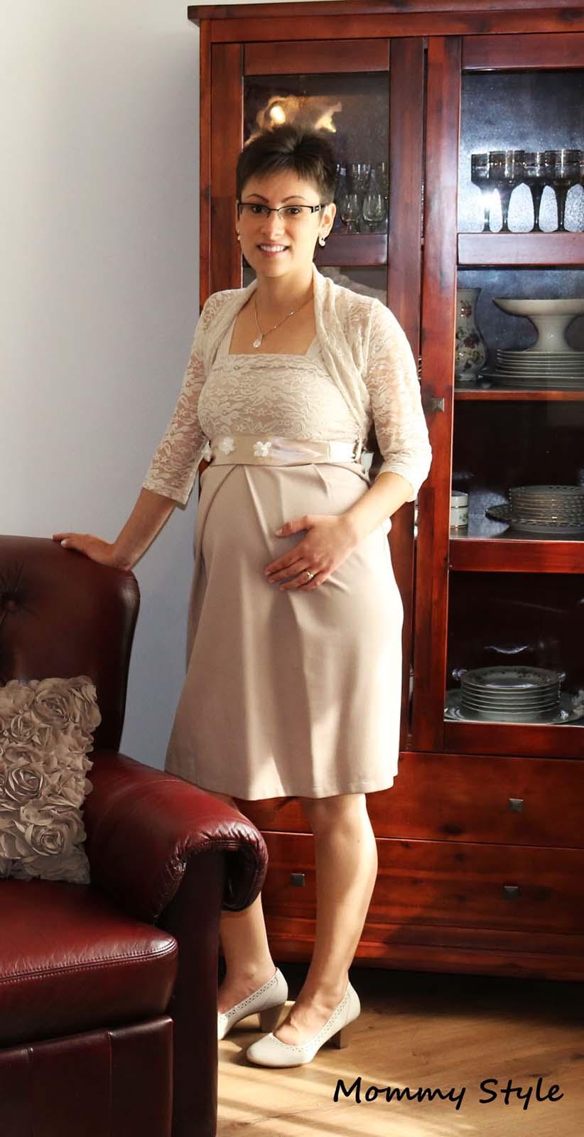 Mommy Style bolerós kismamaruha